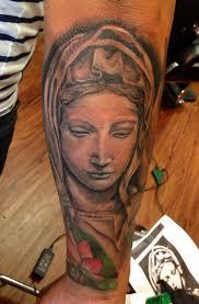 imagenes tatuajes de la virgen maria virgin mary tattoo maddtatterz com tattoos pinterest