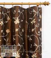 3 Inch Rod Pocket Sheer Curtains Legacy Sheer Curtain Drapery Panels
