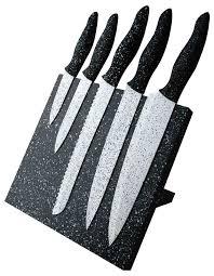 couteaux de cuisine pradel 5 couteaux de cuisine pradel avec support aimante