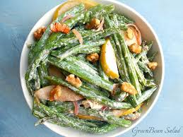 green bean salad tangy healing tomato recipes
