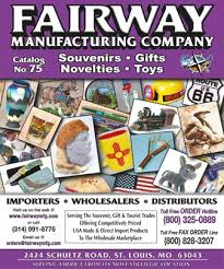 souvenir gift catalogs fairway manufacturing company