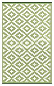 Yellow And White Outdoor Rug Leaf Green And White Indoor Outdoor Rug Green Decore