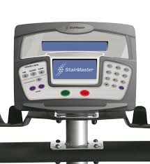 Stair Master Workout by Amazon Com Stairmaster Sm5 Stepmill With 2 Window Lcd Console