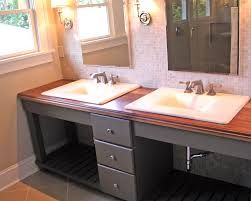 vanity with sink double butcher block countertops cool wooden tops vanity with sink double butcher block countertops cool wooden tops for bathrooms