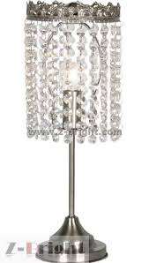 Crystal Chandelier Table Lamp Impressive Chandelier Table Lamp Cheap Crystal Chandelier Table