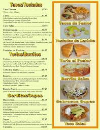 Tamale Kitchen Menu El Sabrocito Best Authentic Mexican Food Restaurant Waukegan
