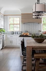 herringbone kitchen backsplash our favorite alternatives to traditional subway tile studio mcgee