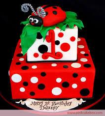 ladybug birthday cake ladybug 1st birthday cake celebration cakes bugs ladybug