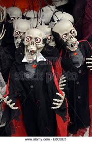 Party Halloween Costumes Sale Party Halloween Store Display Stock Photos U0026 Party