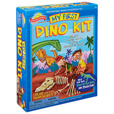 dino registry amazon com scientific explorer my dino kit toys