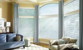 Octagon Window Curtains Window Treatments For Specialty Shapes Hunter Douglas