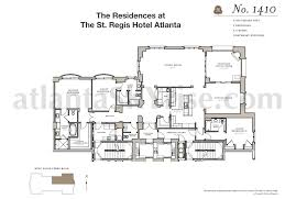 st regis residences buckhead now selling final 7 luxury