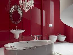 bathroom red bathroom sink 12 bathroom warm powder room design