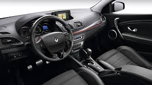 renault sport rs 01 interior renult megane rs auto cars