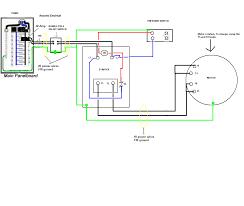 air compressor 240v wiring diagram dolgular com
