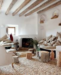 Stone On Walls Interior 15 Chic Interior Stucco Walls Ideas To Try Shelterness