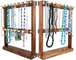 necklace organizer stand images 54 necklaces holder visibly moved diy necklace holder jpg