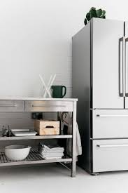 stainless steel kitchen cabinets ikea kitchen of the week an artful ikea hack kitchen by two