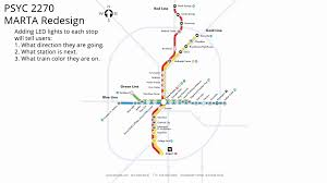 Marta Subway Map marta transportation map upgrade youtube