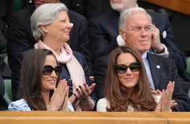 photos kate u0026 pippa middleton hang with the beckhams royals