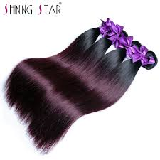 Purple Remy Hair Extensions by Compare Prices On Red Remy Hair Online Shopping Buy Low Price Red