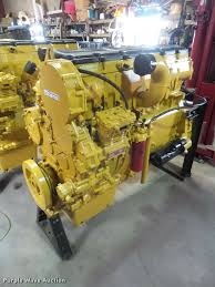 caterpillar 3406e 2ws six cylinder turbo diesel engine ite
