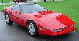 1986 corvette review 1986 corvette production and performance numbers