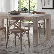 Wood Dining Room Chair Montauk Solid Wood Dining Table U2013 Grain Wood Furniture