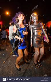 west hollywood halloween carnaval los angeles california usa