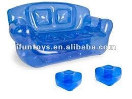 Inflatable Chair And Ottoman by Ocean Blue Inflatable Couch And Ottoman Buy Inflatable Couch
