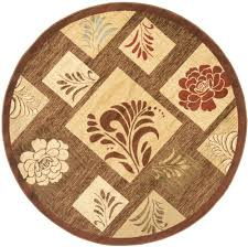 Brown Round Rugs 52 Best Round Area Rugs Images On Pinterest Round Area Rugs New