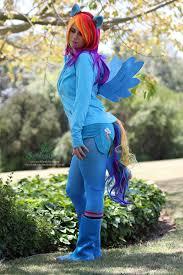 Rainbow Dash Halloween Costume Rainbow Dash Halloween Costume Rainbow Dash Cosplay