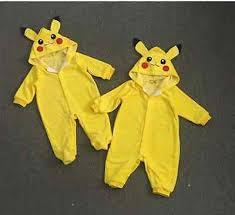 Ash Ketchum Halloween Costume Pokemon U0027s Pikachu Jumpsuit Cosplay Costume Cute Price