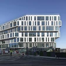 immeuble de bureaux le strato immeuble de bureaux office et culture