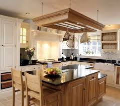 kitchen island with hanging pot rack hanging pot rack ikea chrome grohe kitchen faucet steel cabinet