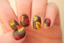 20 impressive thanksgiving nail designs pretty designs