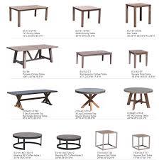 48 round teak table top basic teak tables kingston casualkingston casual