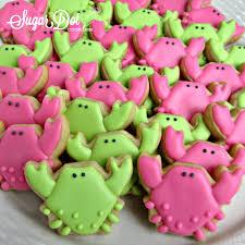 sugar dot cookies baby shower sugar cookies