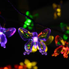 Christmas Outdoor Decorations On Sale by Discount Solar Butterfly Outdoor Decorations 2017 Solar