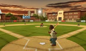 Backyard Sport Games Kids Get To Swing The Pine With U0027backyard Sports Sandlot Sluggers