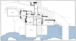Falling Water Floor Plan Pdf Falling Water House Plan Escortsea