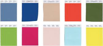 Pantone Colors For 2017 by Eyecare Business Down To Earth
