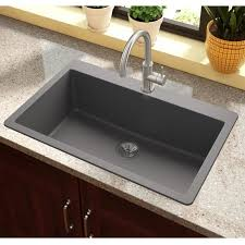 Top Mounted Kitchen Sinks by Kitchen Sink Single Bowl Top Mount