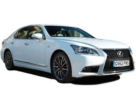 lexus ls parkers saloon car bbcpersian7 collections