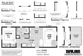 palm bay 2610b by skyline homes