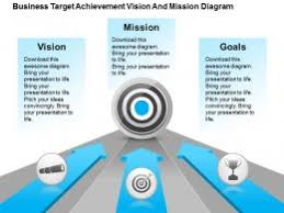 business company mission ppt slides business ppt vision