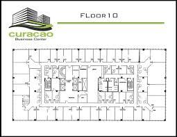 Business Floor Plans by Floor Plans Curacao Business Center U0027 Curacao Business Center
