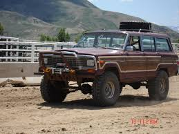jeep station wagon lifted jeep wagoneer price modifications pictures moibibiki