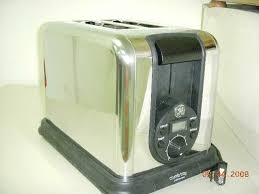 Walmart 4 Slice Toaster Wal Mart Recalls General Electric Toasters Due To Fire And Shock