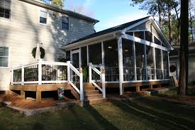 Screened In Porch Plans Screen Porch Designs For Houses The Most Impressive Home Design